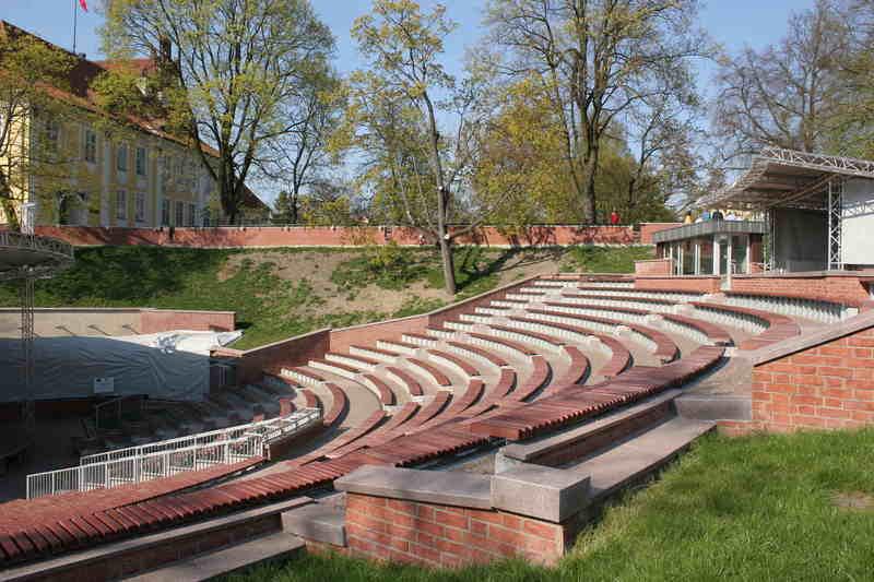 Amfiteatr Olsztyn