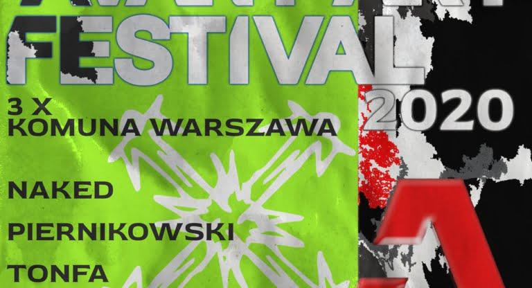 AAF 2020 Warszawa // Naked / Piernikowski / Tonfa / Julek