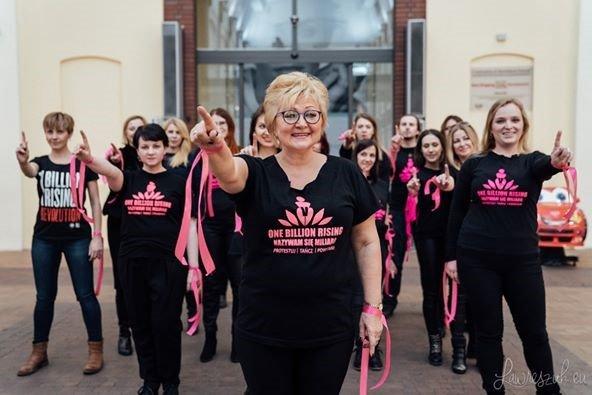 One Billion Rising, proanima.pl
