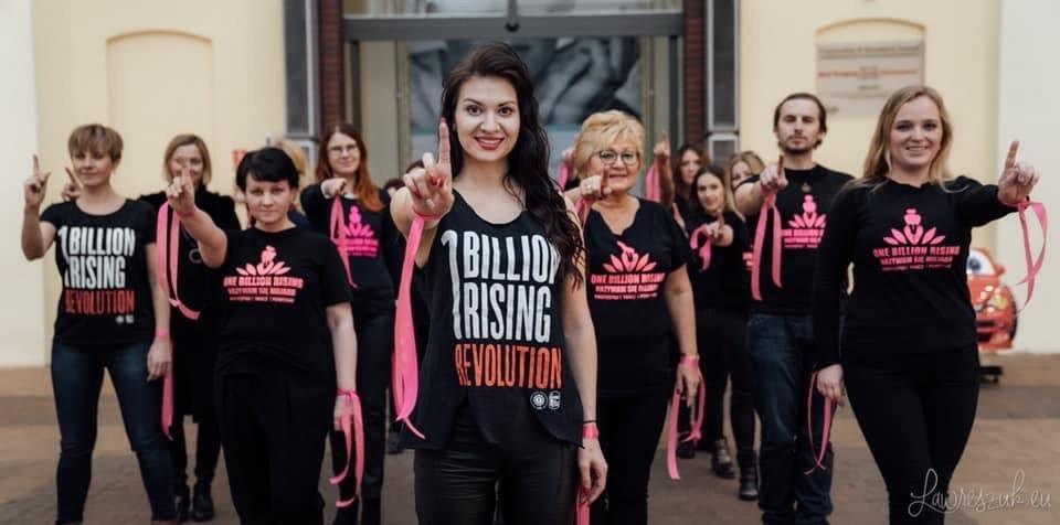One Billion Rising proanima.pl