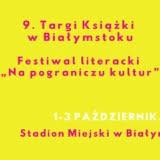 9. Targi książki w Białymstoku