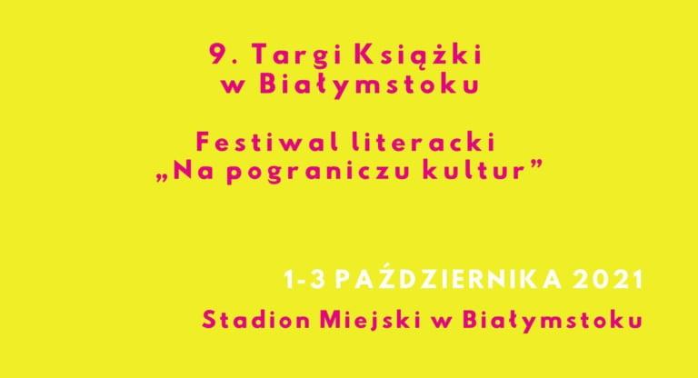 Targi książki w Białymstoku