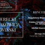 Penderecki, Szostakowicz, Strawiński