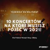 koncerty 2021