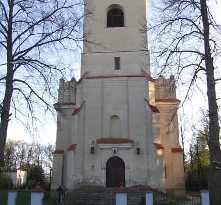 Białowieża kościół św. Teresy