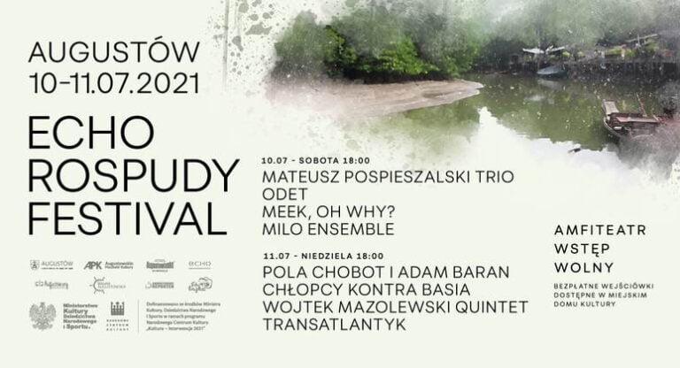 Echo Rospudy Festival Amfiteatr Augustów