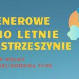 Kino letnie w Strzeszynie