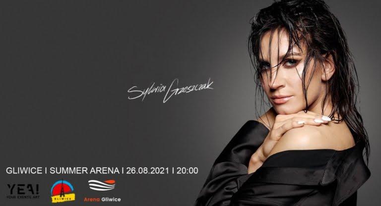 Sylwia Grzeszczak koncert Gliwice