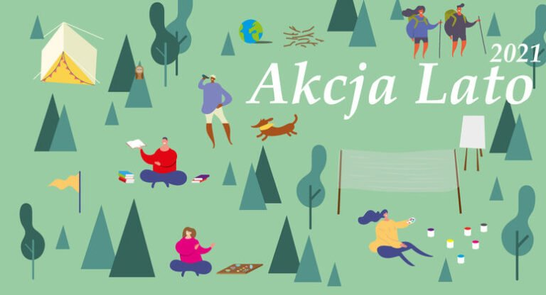 akcja lato 2021 - Kino Forum, Kawiarnia Fama, Białystok