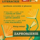 Letnie Ogrody Literackie Rzeszów
