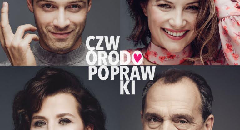 Czworo do poprawki spektakl Garnizon Sztuki Warszawa