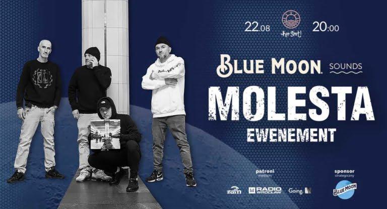 Molesta Ewenement - koncert Wrocław