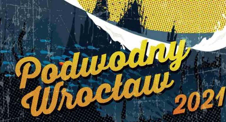Podwodny Wrocław 2021