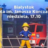 strażak sam na żywo Białystok
