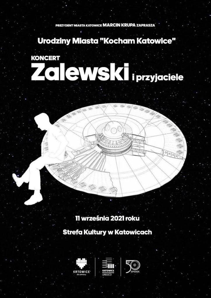 Dni Katowic 2021 - Krzysztof Zalewski