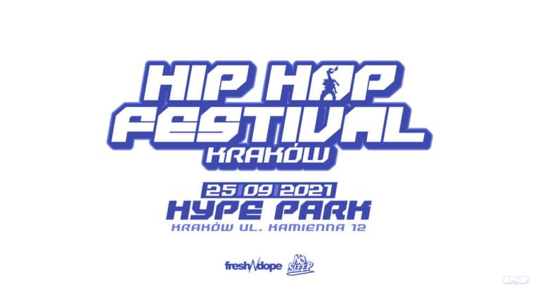 Hip Hop Festival Kraków 2021