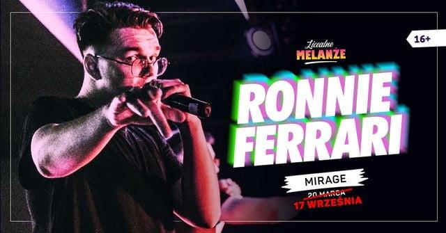 Otrzęsiny z Ronnie Ferrari 2021 | Mirage Warszawa
