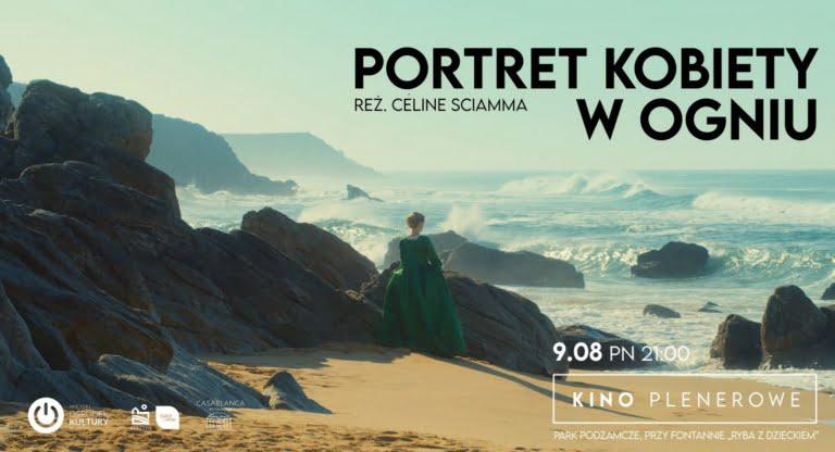 Portret kobiety w ogniu - kino plenerowe Olsztyn