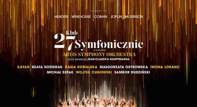 klub 27 symfonicznie