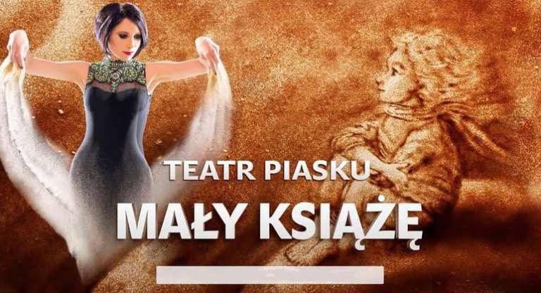 Teatr Piasku Tetiany Galitsyny Białystok - Mały Książę