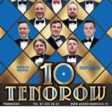10 tenorów Białystok OPera i Filharmonia Podlaska