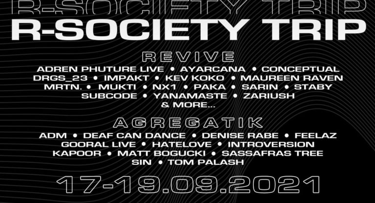 R-Society x Agregatik 2k21 - Chocicza