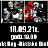 THE BILL koncert Bielsko-Biała