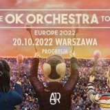 AJR The OK Orchestra Tour Warszawa