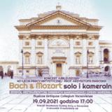 Bach i Mozart solo i kameralnie