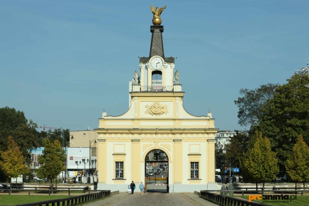 Brama, Pałac Branickich - Białystok