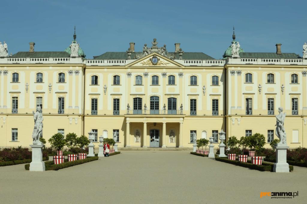Co warto zobaczyć w Białymstoku? Pałac Branickich Białystok