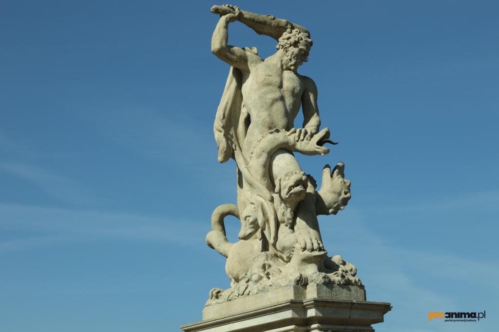 Herkules przed Pałacem Branickich