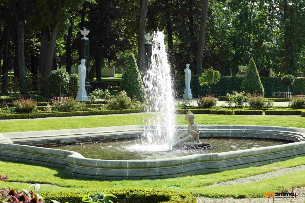 Ogrody - Pałac Branickich, Białystok / Branicki Palace gardens