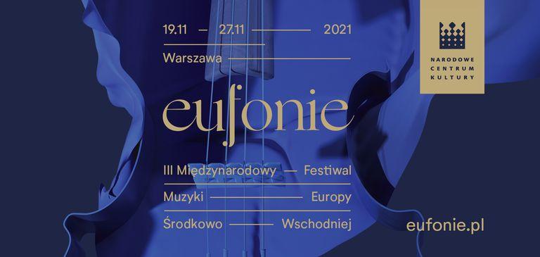Festiwal Eufonie 2021 - program