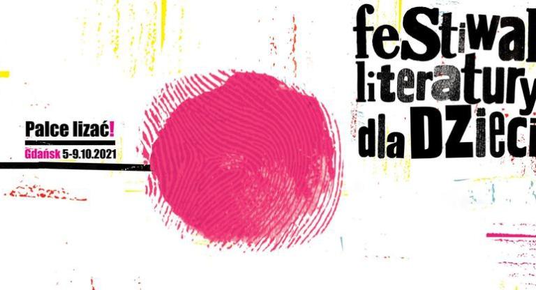 8. Festiwal literatury dla dzieci fldl 2021 Gdańsk