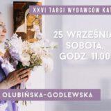 Katarzyna Olubińska Targi Wydawców Katolickich 2021