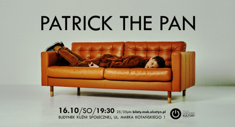 Patrick the Pan
