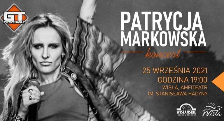 Patrycja Markowska GT Festiwal 2021 Wisła