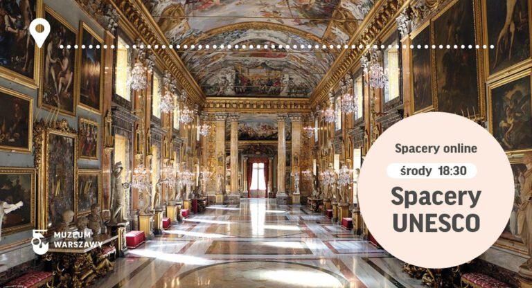 Spacery UNESCO