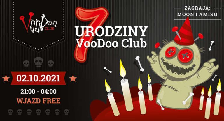 7. Urodziny VooDoo Club_