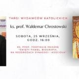 Waldemar Chrostowski na Targach 2021