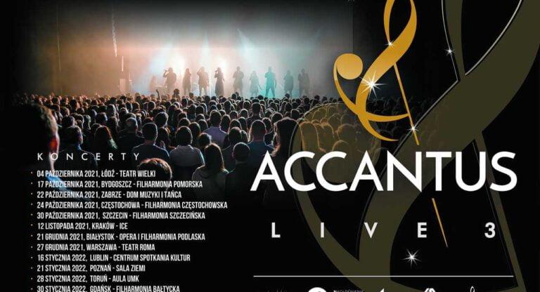Accantus Live 3
