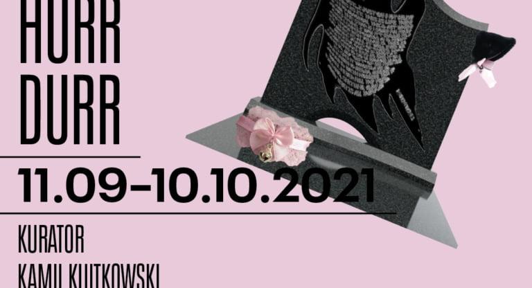 Hurr Durr Karolina Jarzębak Wystawa Cricoteca