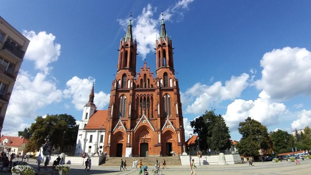 Co zwiedzić w Białymstoku? Kościół Farny Białystok