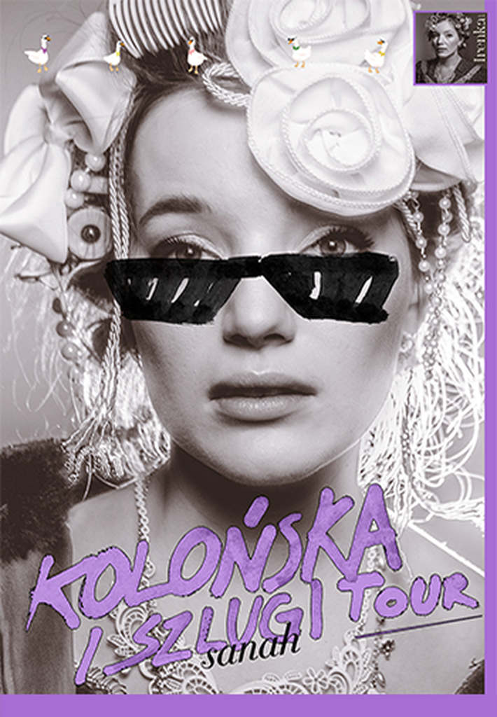 Sanah Warszawa 2021 Kolońska i szlugi tour