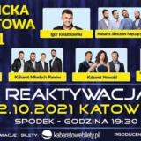 Katowicka polska noc kabaretowa 2021