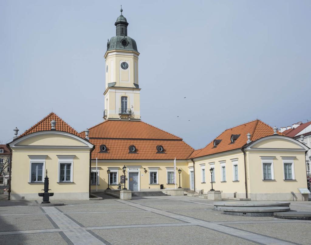 Co warto zobaczyć w Białymstoku? Ratusz
