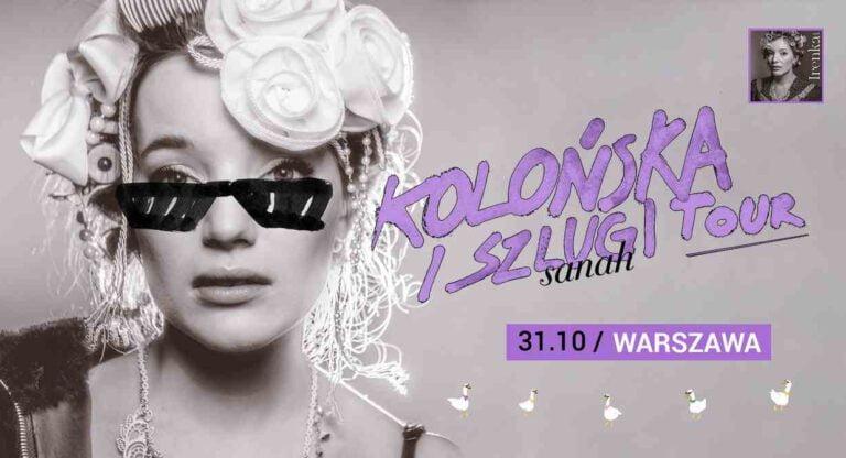 Sanah Warszawa koncert 2021