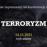 terroryzm konferencja naukowa online
