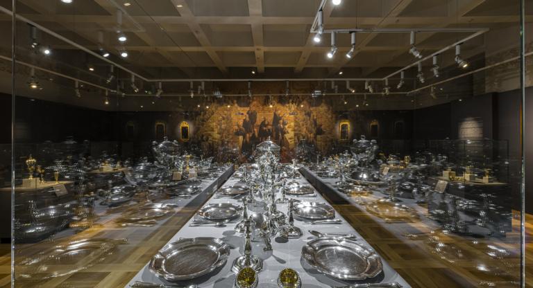 wystawa królewskich sreber Wieliczka